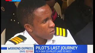 Emotional tribute to First Officer Jean Muthoni Mureithi who passed on in Fly-Sax plane crash