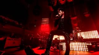 Queen + Adam Lambert - I want it All - New Years Eve London 2014