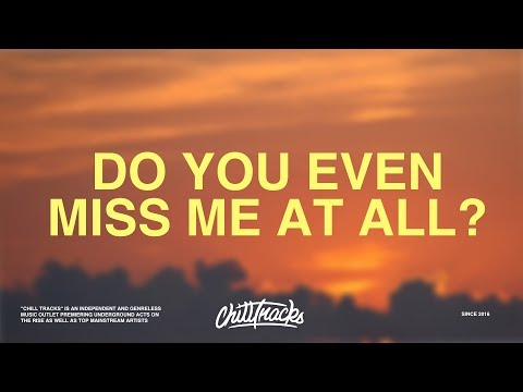 gianni & kyle – do u even miss me at all?