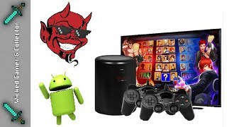New Generation Gaming China Gaming Console with Android and Online Play ?