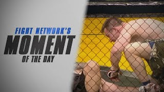 Moment of the Day: Gary Turner Puts Away Tank Abbott at Cage Rage 21