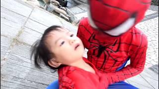 蜘蛛女孩01 Spider Girl 1。勇敢。