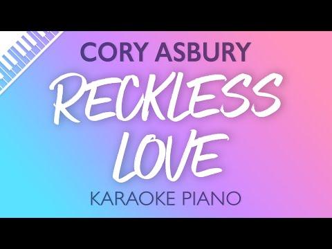 Cory Asbury - Reckless Love (Karaoke Piano)