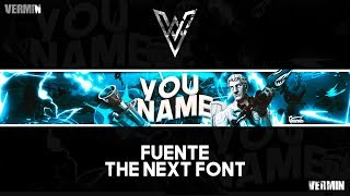 Free Fortnite Banner Template Soycorz Most Popular Videos