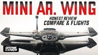MINI AR Wing - 600mm FPV RACING WING! - Honest Review & Flights