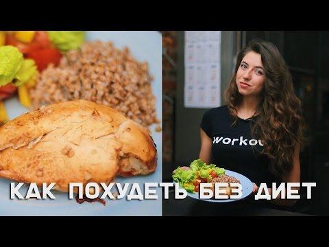 Как похудеть без диет: определяем размер порции [Лаборатория Workout]
