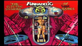 Funkadelic ~ Electro Cuties (1981) Funk
