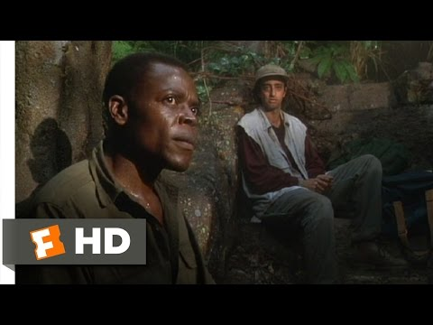 Congo (7/9) Movie CLIP - That's an Unusual Name (1995) HD ...