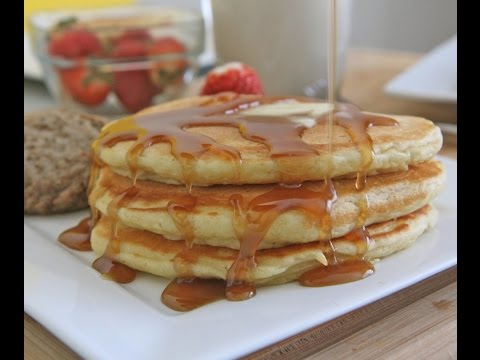 Video How To Make Fluffy Buttermilk Pancakes Recipe