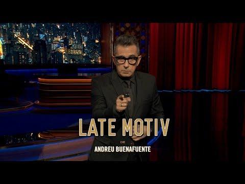 LATE MOTIV - Monólogo de Andreu Buenafuente. 'AVErías'   #LateMotiv332