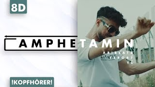 8D AUDIO | AriBeatz X Fero47 X YL   Amphetamin