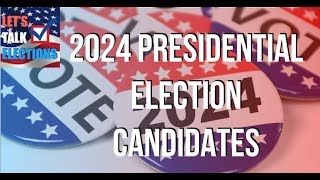 Who Will Run in the 2024 Presidential Election?