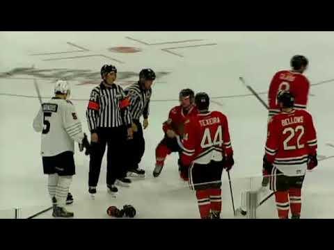 Clay Hanus vs. Jaxan Kaluski