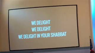 Shabbat Sermon - June 15, 2019