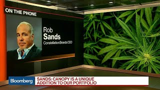 Cannabis Industry Poised for Tremendous Growth, Constellation Brands CEO Says
