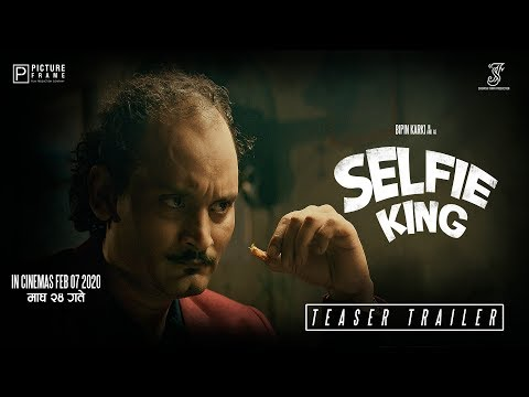 Nepali Movie Selfie King Teaser