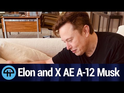Elon Musk Names His Child X AE A-12: Here's How to Pronounce It