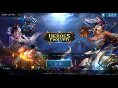 Cara Beli Token Heroes Evolved via CodaPay