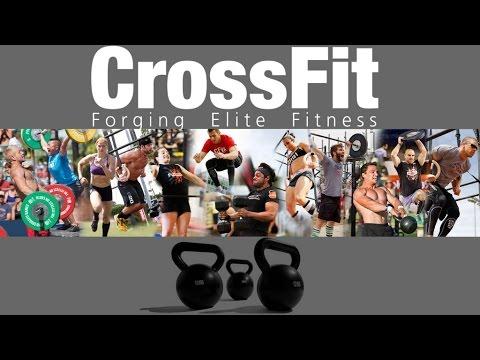 Миниатюра видео Основные упражнения кроссфита
