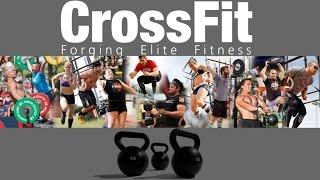 Смотреть онлайн Какие основные упражнения нужно делать в кроссфите