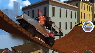 STUNT CAR CHALLENGE 3 #4 Android / iOS Gameplay Video | News Cars and more Cop cars Update