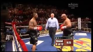 David Tua vs Monte Barrett I