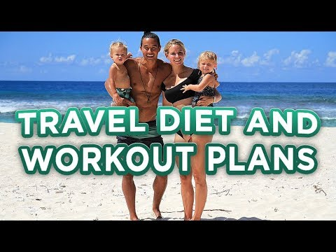 Our TRAVEL DIET and TRAVEL WORKOUT PLANS!! /// WEEK 91 : Atlanta