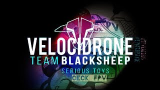 Live VELOCIDRONE ripping flight XD | #fpvfreestyle