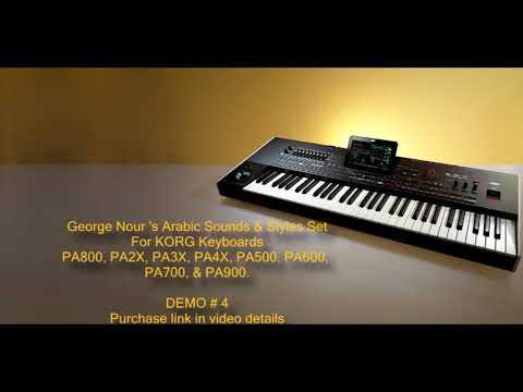 Download Korg Pa Styles And Sounds For Pa4x Video 3GP Mp4 FLV HD Mp3