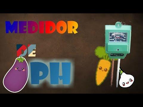 Medidor de PH ¿Qué es y como funciona?