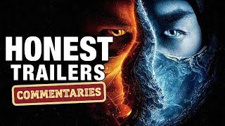 Honest Trailers Commentary | Mortal Kombat (2021) by Clevver Movies