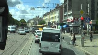 preview picture of video 'Königsberg Kaliningrad'