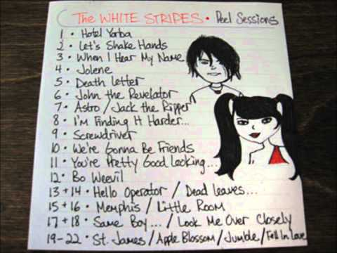 Death Letter   The White Stripes   Free Guitar Tabs