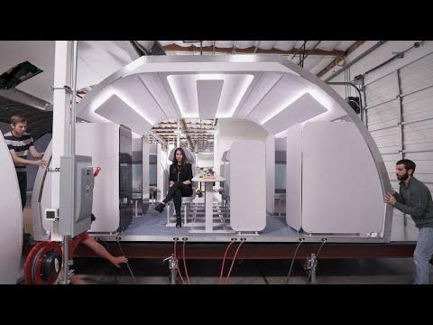 Inside Airbus' modular plane concept