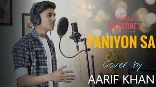 Paniyon sa : cover by Aarif Khan | Valentine's Day Special | Atif aslam | Satyamev Jayate