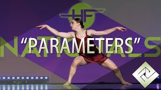 Parameters | Fusion Dance Force | Hall of Fame Nationals