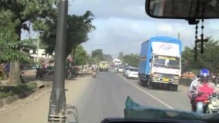 Tanzania - Leaving Arusha For 2 Day Safari
