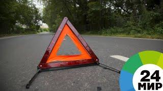 В 2018 году на российских дорогах погибли 70 детей - МИР 24