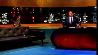 The Jonathan Ross Show Series 3  Ep 02. August 25. 2012 Part 1/5