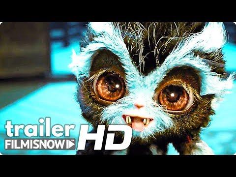 Kung Fu Monster (2018) Trailer