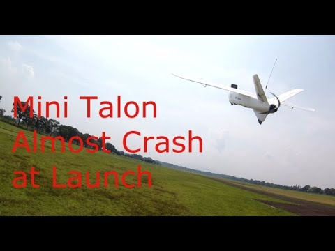 mini-talon-near-to-crash-at-launch
