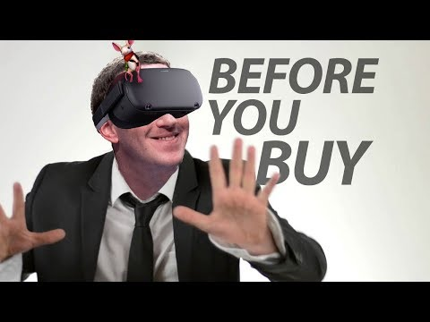 Oculus Quest + Rift S: Before You Buy