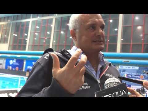 L'intervista a Sandro Campagna dopo Italia-Montenegro
