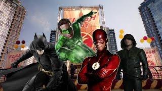 Бэтмен и другие... В сериалах от DC / DC Comics