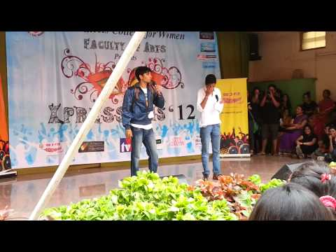 Mr & Miss Xpressions 2012(ST FRANCIS COLLEGE FOR WOMEN,Hyderabad) PERFORMANCES.   Uploaded by Handsome Hunk on Sep 23, 2012   St. Francis College for Women
