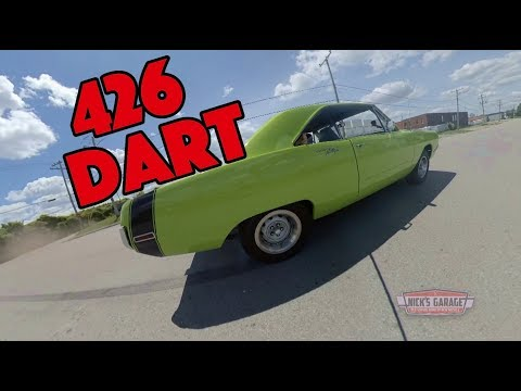 426 Dart Swinger Takes On 440 Satellite - Nick Drops The Hammer
