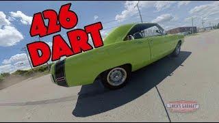 426 Dart Swinger Takes On 440 Satellite - Nick Drops The Hammer