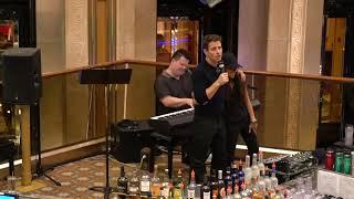 Purple Rain - Joey McIntyre (HD) - NKOTB Cruise 2017 - Atrium Concert