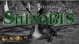 Glador-MT2 | ''Ścieżka Bazyliszka'' TS3 ~ Gildia Shinobis