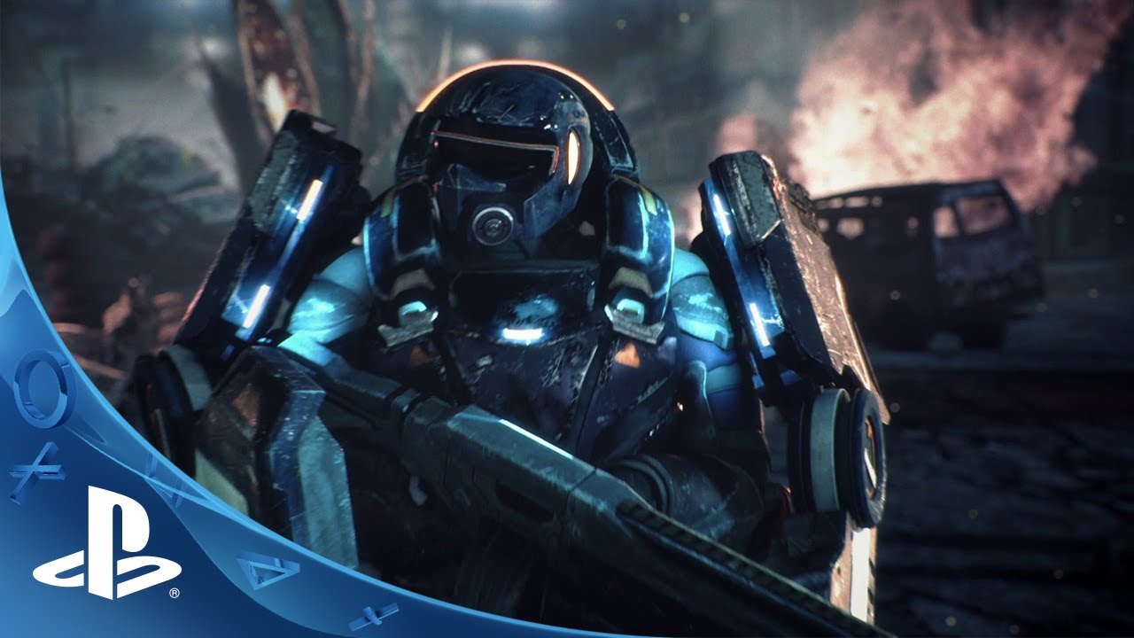 Alienation on PS4: Pure Gameplay